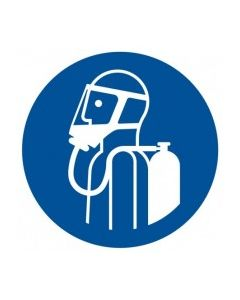 Nakaz używania aparatu oddechowego