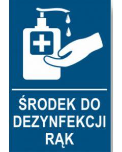 Środek do dezynfekcji rąk