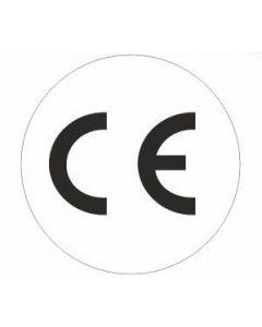 Naklejka CE arkusz 40 szt