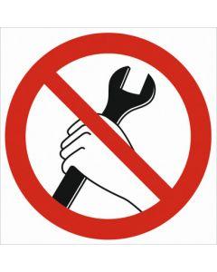 Zakaz używania narzędzi