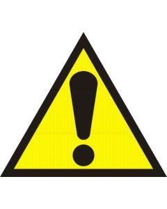 Znak ostrzegawczy uwaga