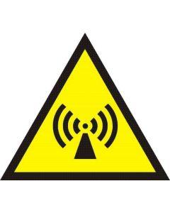 Uwaga fale radiowe